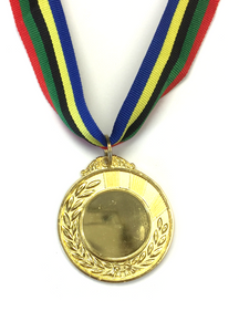 M1 Blank Gold Medal