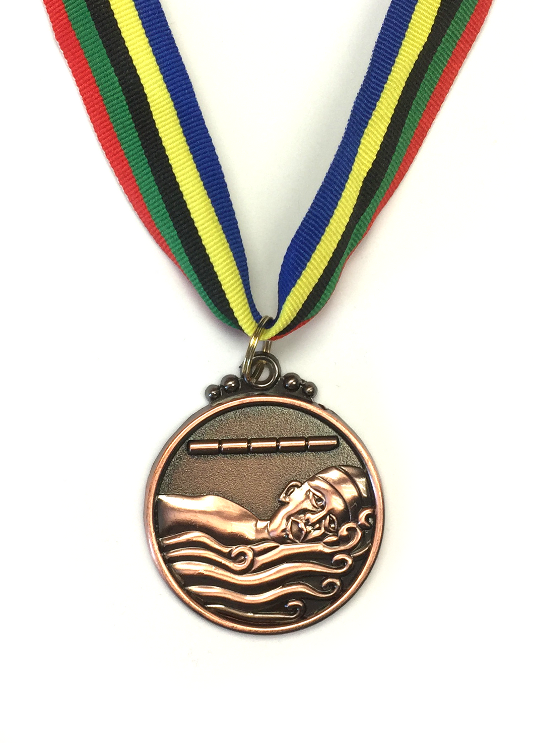 M13 Bronze Swimming Medal