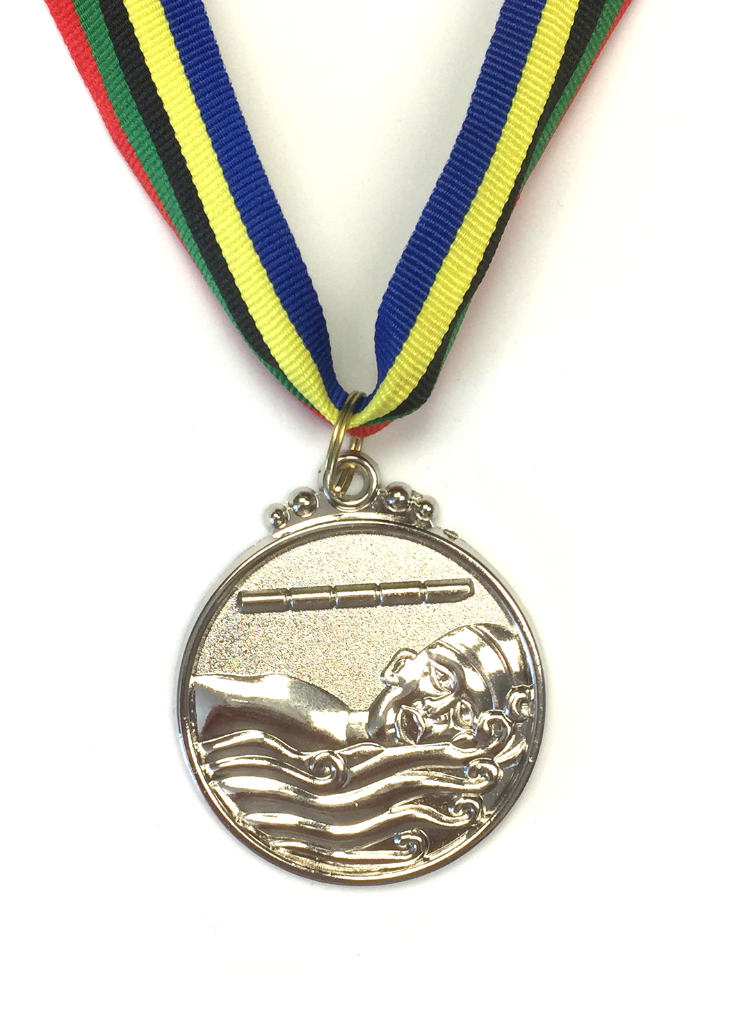 M13 Silver Swimming Medal