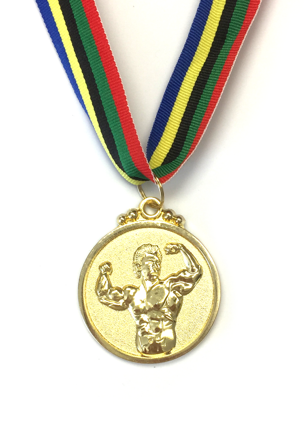M19 Gold Fitness Medal
