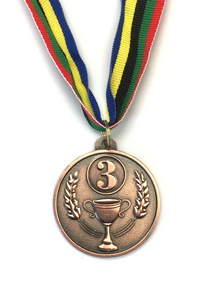 M20 Bronze 3rd Place Medal