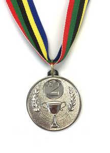 M20 Silver 2nd Place Medal