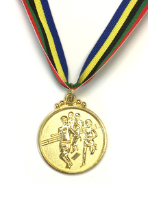 M23 Gold Athletics Medal