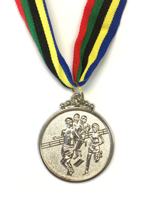 M23 Silver Athletics Medal