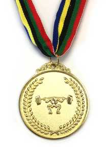M26 Gold Fitness Medal