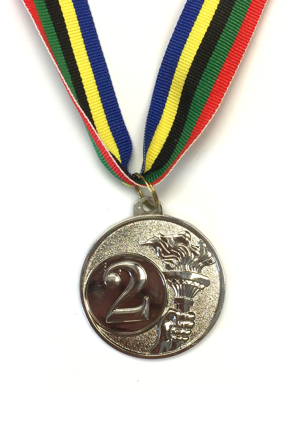 M31 Silver 2nd Place Medal 5cm Diameter