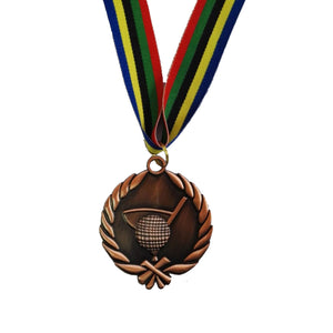 M41 BRONZE GOLF MEDAL