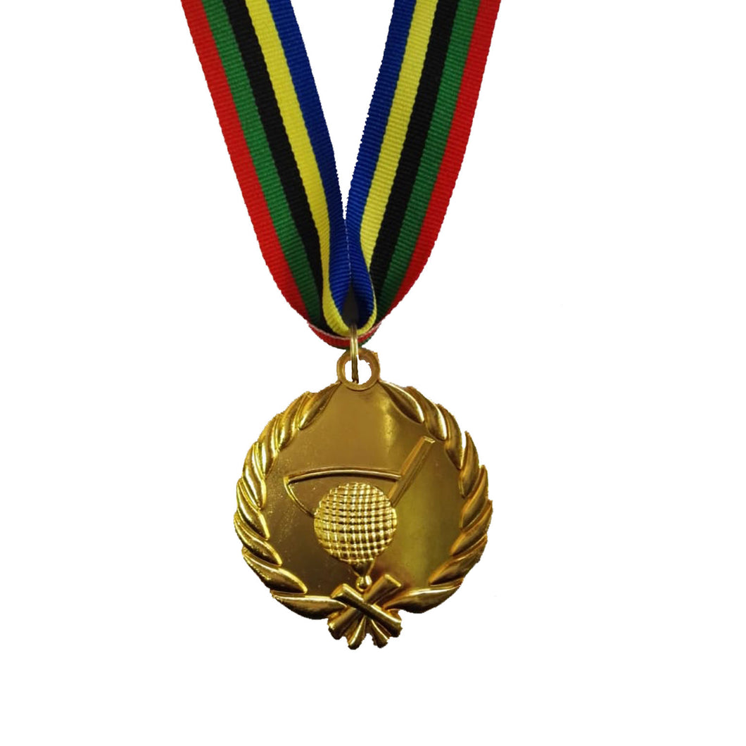 M41 GOLD GOLF MEDAL