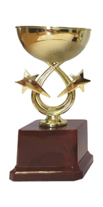 T121 Small Plastic Trophy