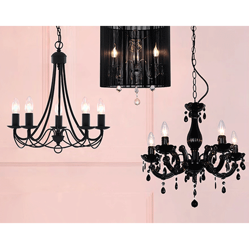 How to measure a chandelier size for your dining room?