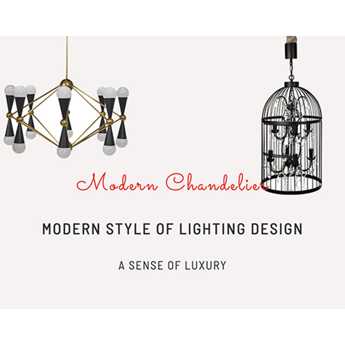 Have You Considered a Chandelier for Your Living Room or Bedroom?