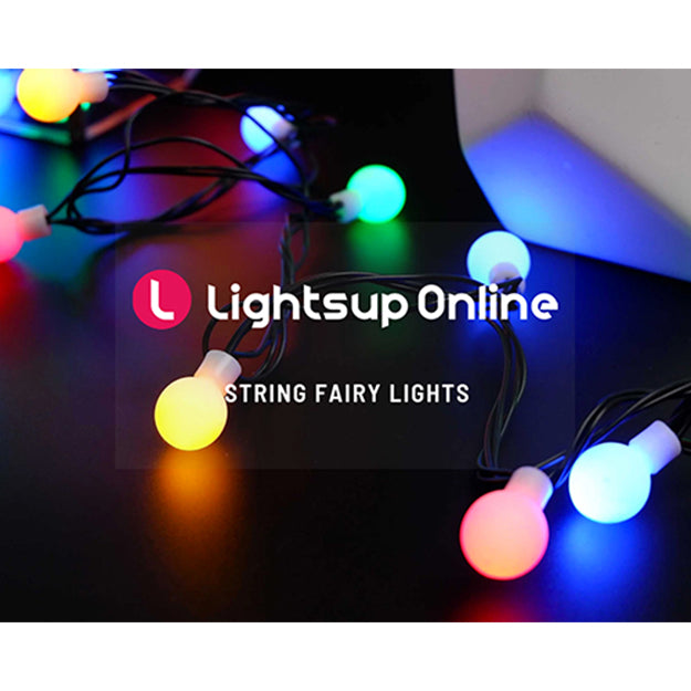 Take Your Decorations to a New Level with Connectable Fairy Lights