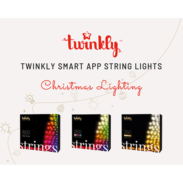 Have You Heard About Twinkly Smart App Lights?