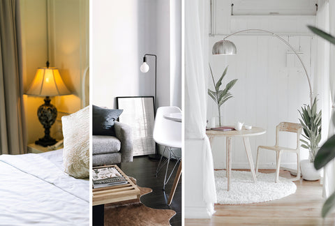 Where best to place your floor lamp