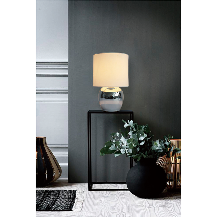 Corin Touch Bedside Table Lamp