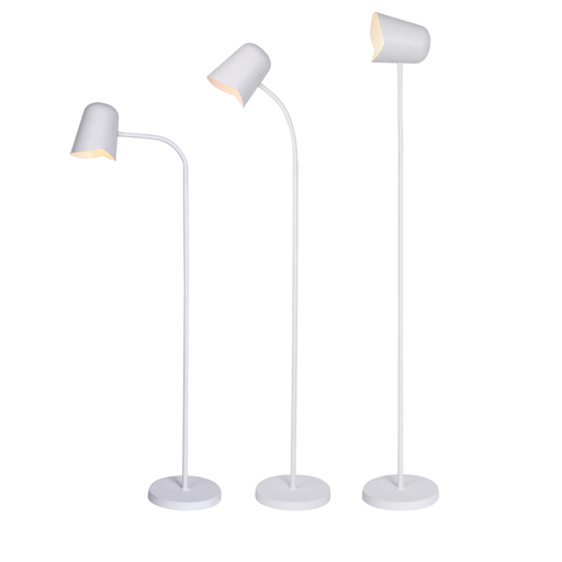 Peggy Flexible Reading Floor Lamp