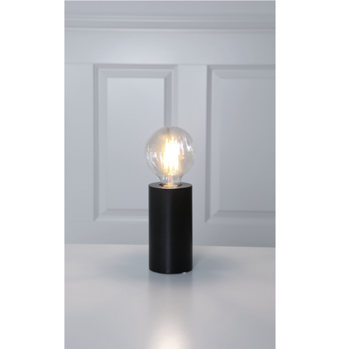 Marlo Touch Table Lamp | LED Globe Included