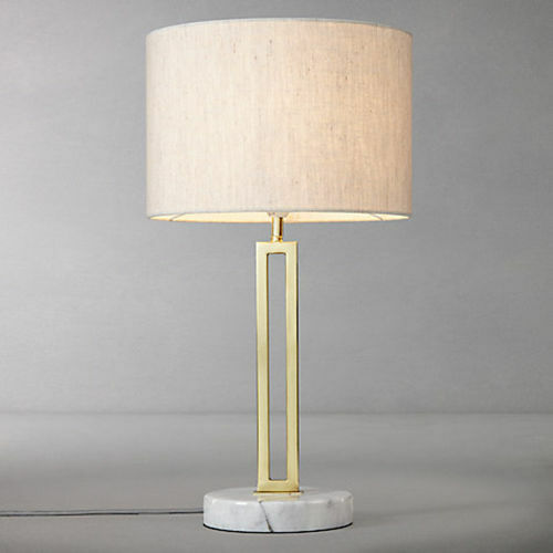 Margleus Table Lamp with Marble Base