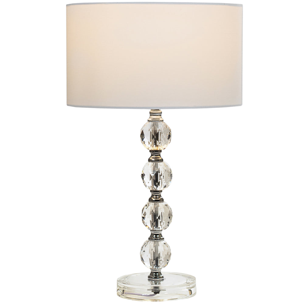 Suzie Acrylic Table Lamp