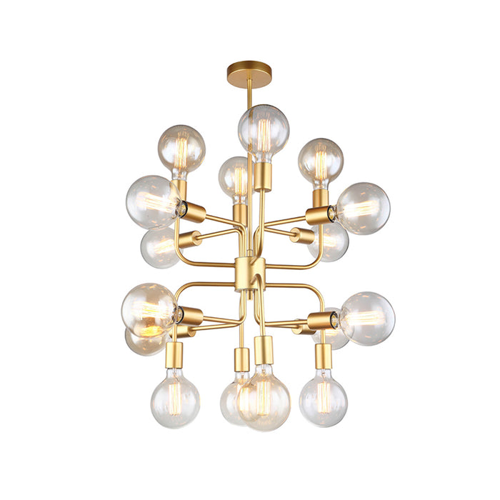 HEXADE Modern Abstract Pendant Lights