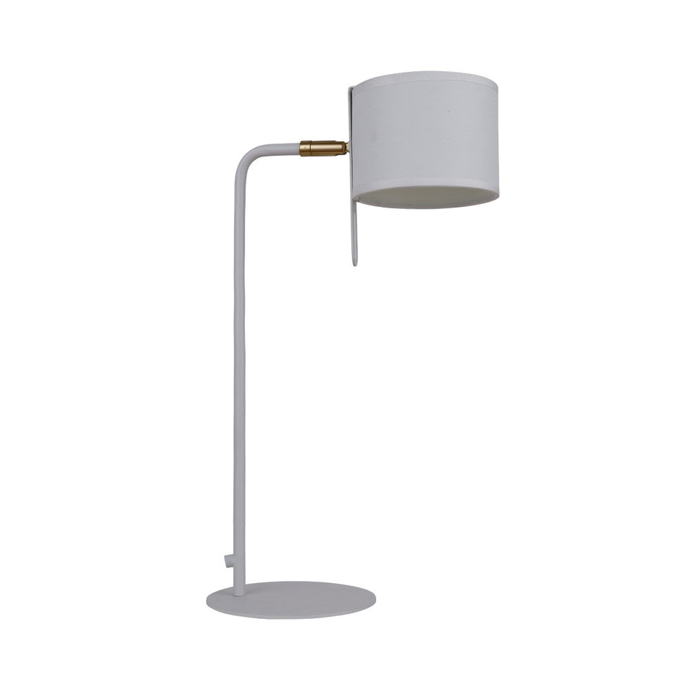 Federico Table Lamp  White