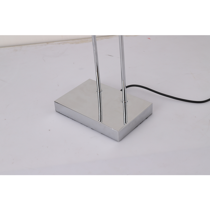 Banker Touch Table Lamp With Usb Charger