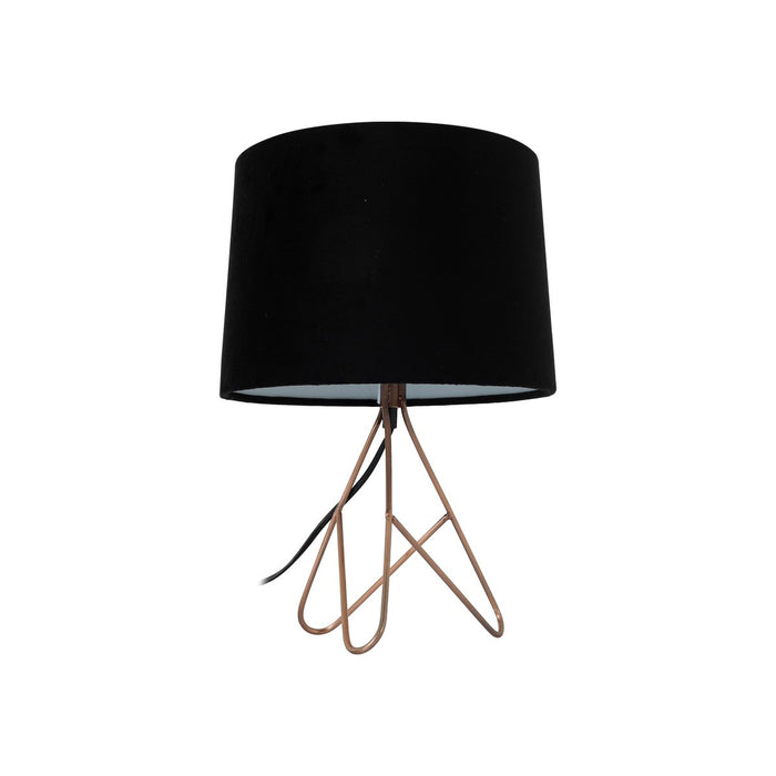 Belira Table Lamp  Copper