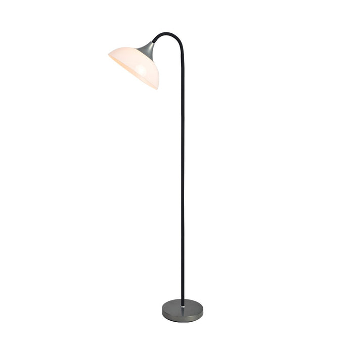 Alberta Floor Lamp _ Black