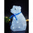 LED Acrylic Bear Light Battery Operated