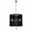 Paris Crystal Chandelier Pendant Light