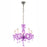 La Spezia Acrylic Chandelier Light