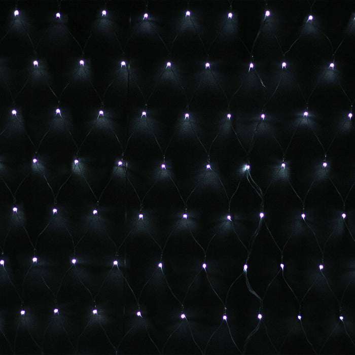 320 LED Snowing Waterfall Net Light
