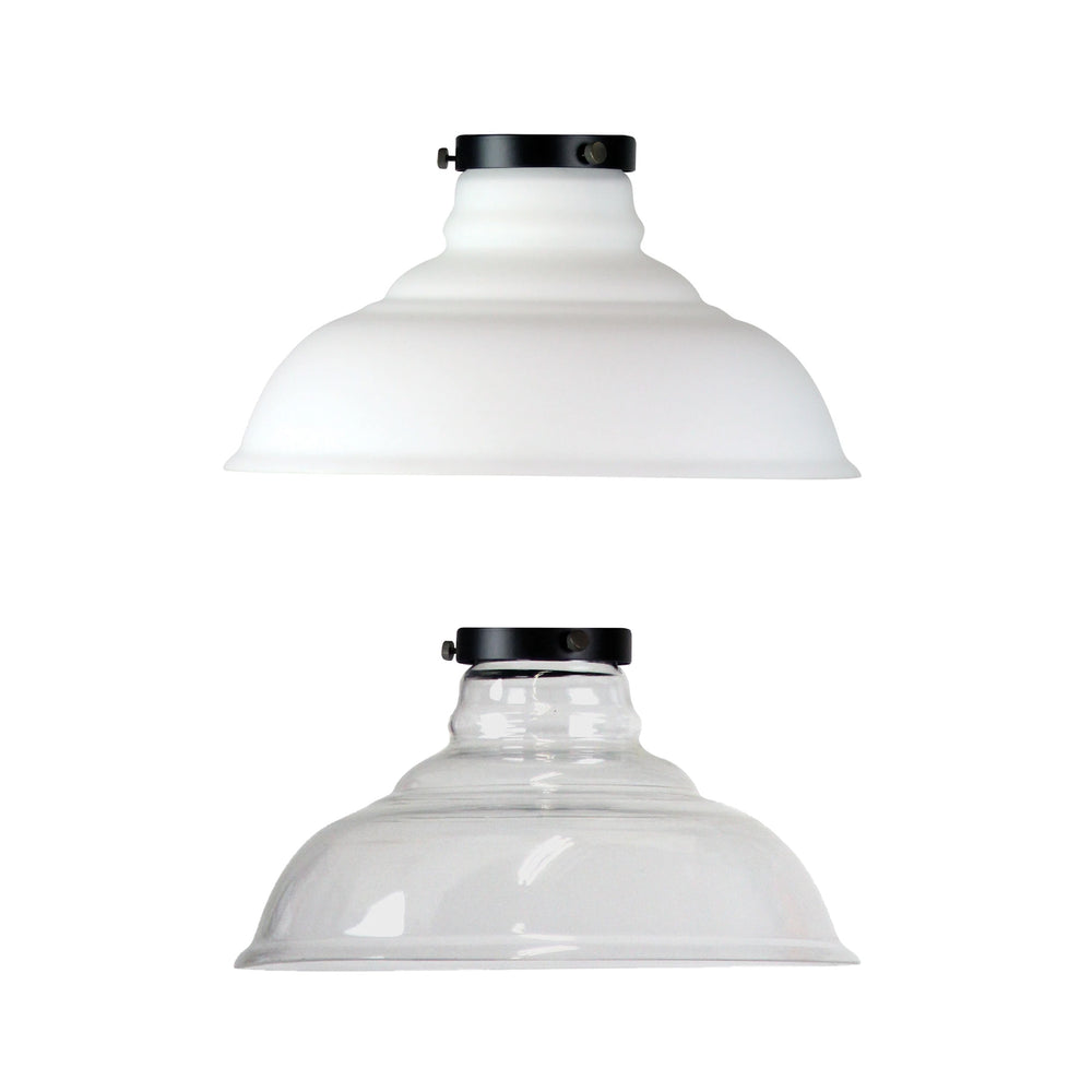 Toledo Classic 35cm Glass Shade and Gallery