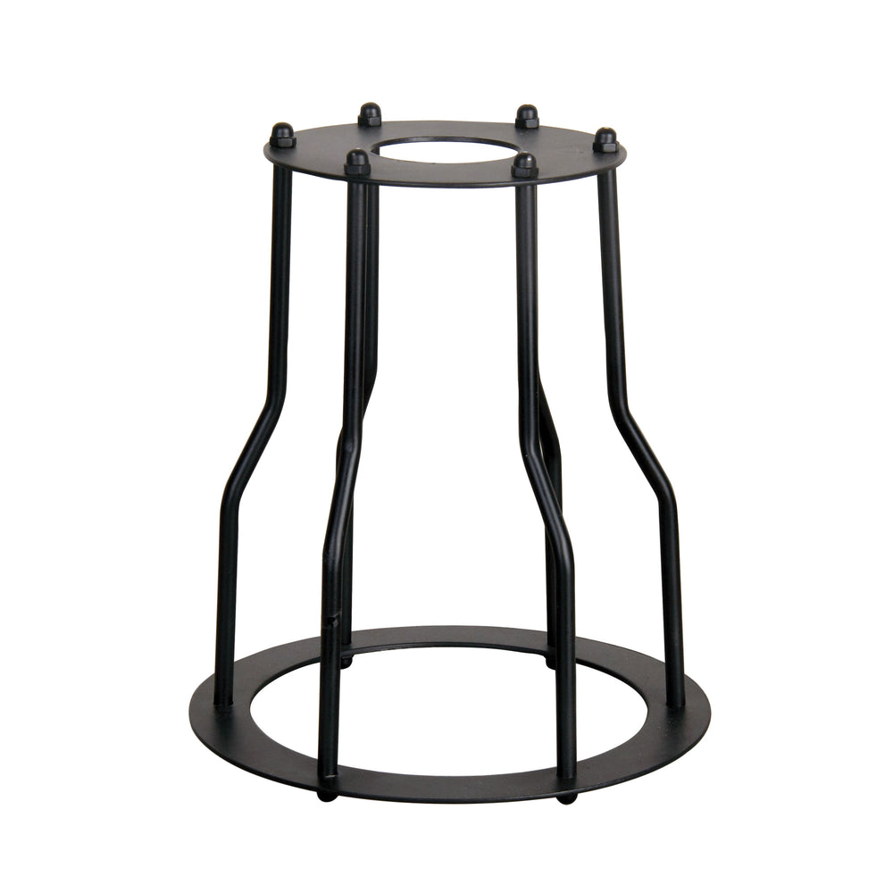 Cage 18cm Metal Wire Industrial Style Shade