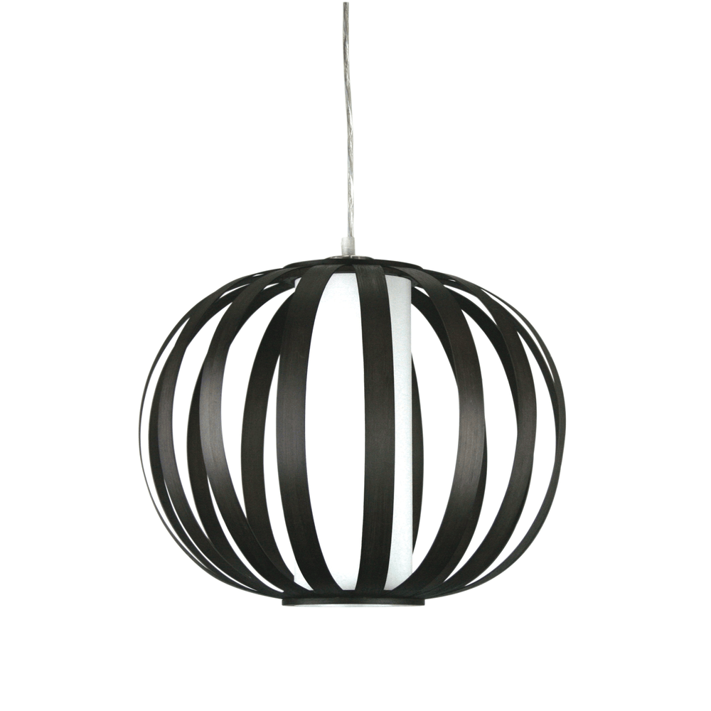 Buco Brown Strips Pendant Shade