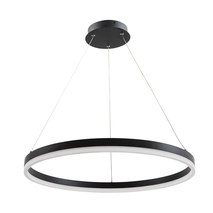 Cronus.60 Modern LED Halo Pendant Light