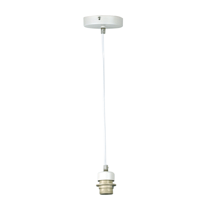 Parti Cord Suspension Pendant Light