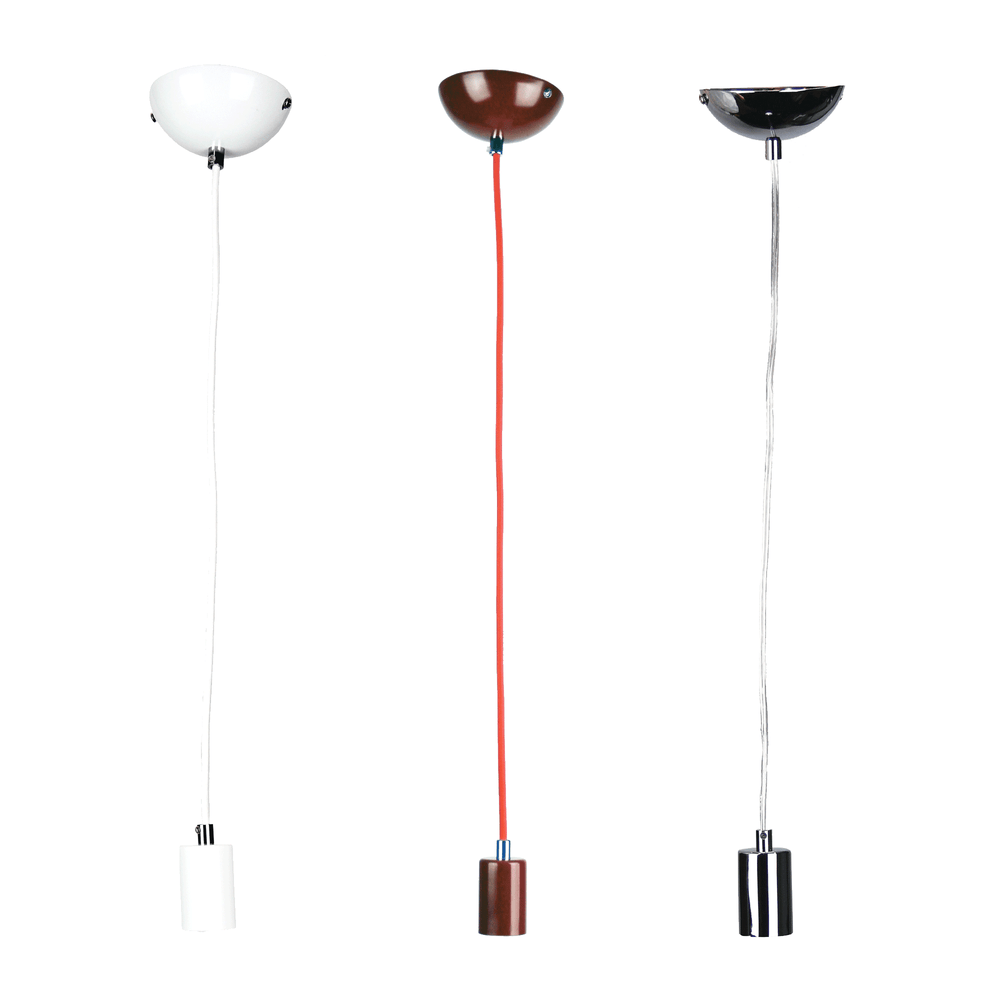 Pop Single Drop Pendant Light Suspension