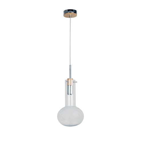 19cm Holbeck Scandinavian Glass Pendant Light