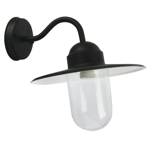 Alley Retro Angled Exterior Light