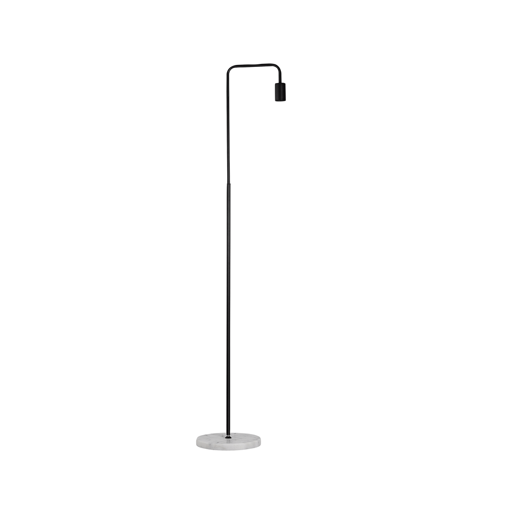 Black Ville Floor Lamp