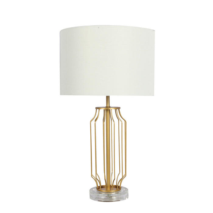 Ware Table Lamp Complete Metal Table Lamp