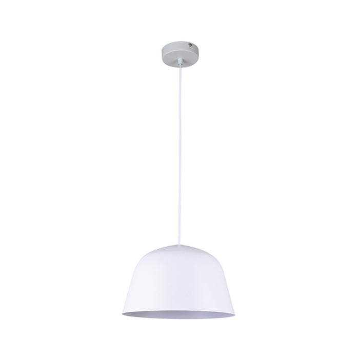 PASTEL Angled Dome Shape Pendant Lights