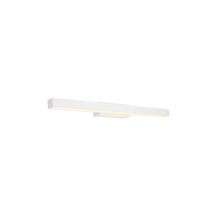 Polo Vanity Wall Light White