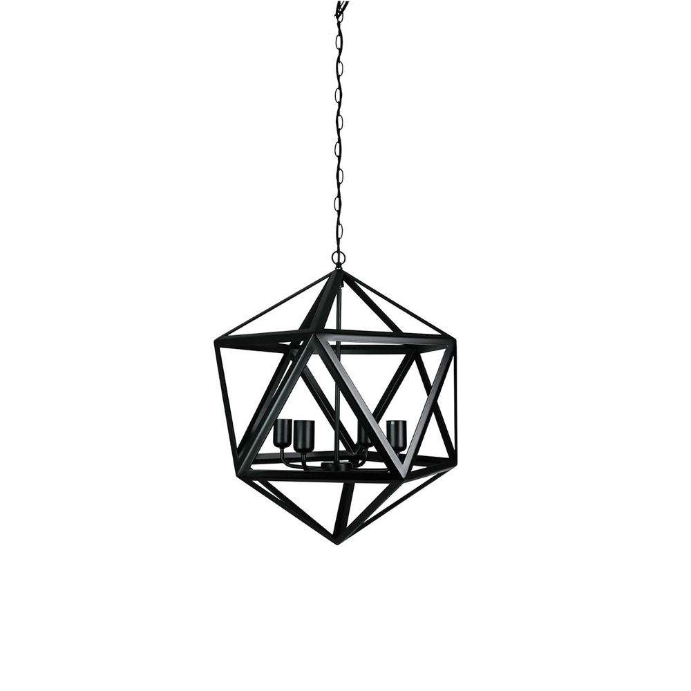 Geo 4-Light Pendant Light