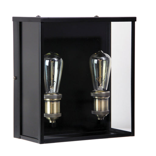 Oakland Twin Aluminium Exterior Light