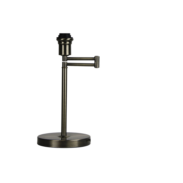 Kingston Swing Arm Table Lamp Base Only