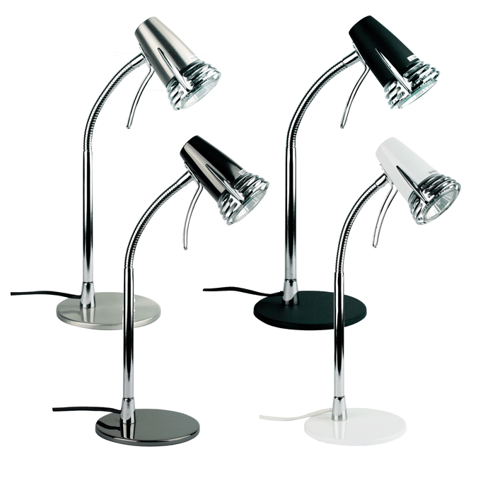 Scoot Compact LED Desk Lamp