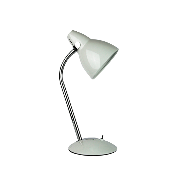 (Clearance) Trax Desk Lamp-White