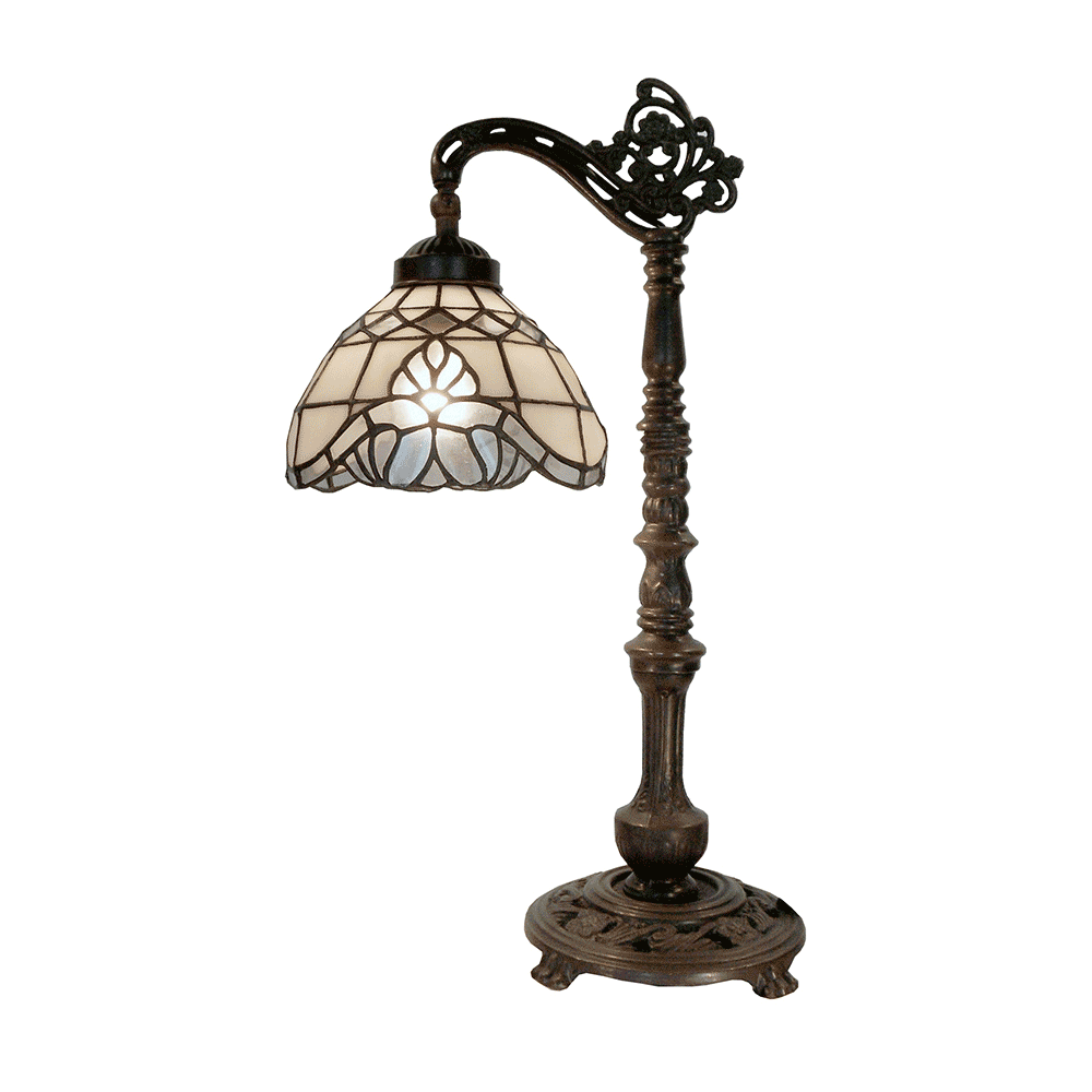 Vienna Edwardian Tiffany Table Lamp